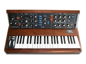 Minimoog Model D, il capolavoro di Bob Moog